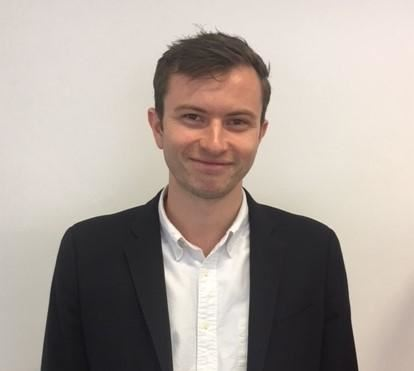 Congratulations to Robert Bloss on qualifying as a Chartered Surveyor with RICS